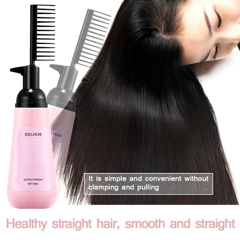 150ml Straightening Cream Effective Hair Softener Natural Straightening Straightening Slack Nourishing Hair Women's Cream