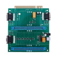 GBS-8118 Arcade Game Multi JAMMA 2 in 1 Switch Remote Control PC Board Jamma Switcher