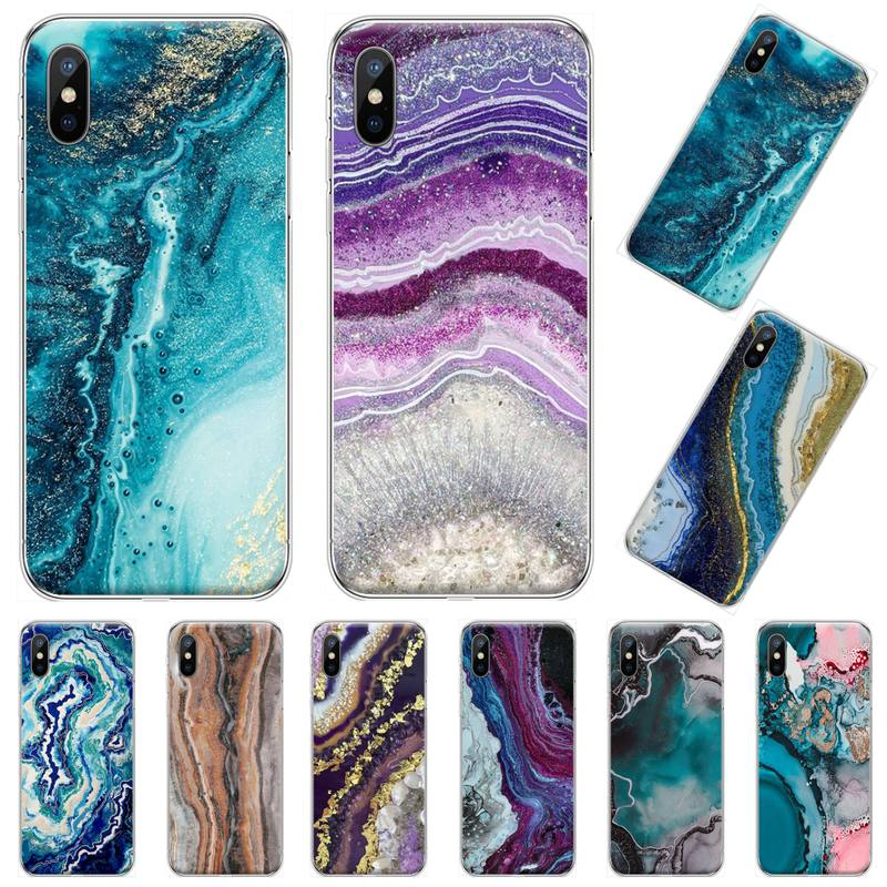 marble pattern <font><b>Original</b></font> Luxury Unique Design Phone Cover For <font><b>iphone</b></font> 4 4s 5 5s <font><b>5c</b></font> se 6 6s 7 8 plus x xs xr 11 pro max image