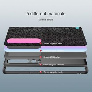 Image 5 - Nillkin Twinkle Case For Xiaomi Mi 10 Mi10 Pro Twinkling Protector zebra Python Cover Shell