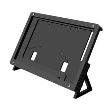 7 Inch Lcd Acrylic Bracket Case Contact Screen Case Holder Bracket For Raspberry Pi 3 Model B+(China)