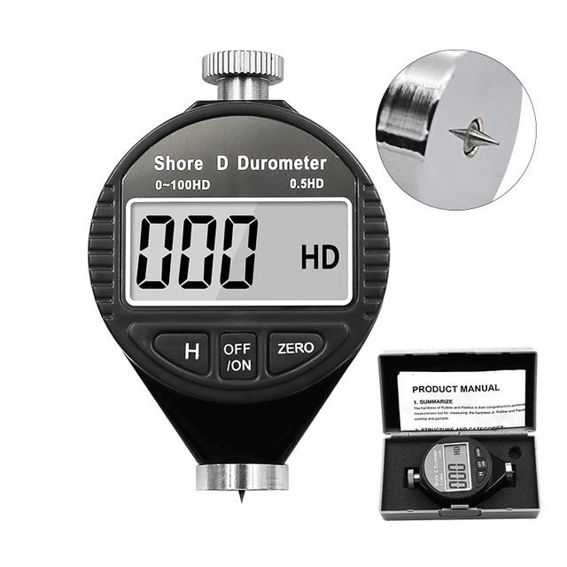 0-100HA HD HC duromètre numérique scléromètre LX-C testeur de dureté en caoutchouc