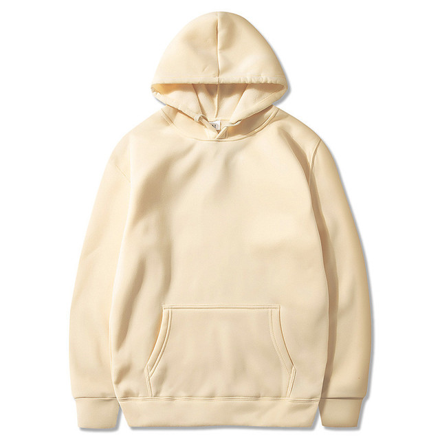 Fashion Brand Men's/Women's Hoodies 2021 Spring Autumn Male Casual Hoodies Sweatshirts Men's Solid Color Hoodies Sweatshirt Tops 6