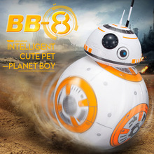 The Rise of Skywalker Star Wars Figure Toys Electronic BB8 Robot Remote Control