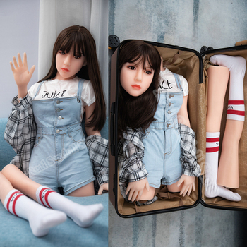 Detachable Sex Doll realistic tpe silicone sex dolls for men lifelike size full body love doll with removable leg and head