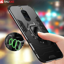 Armor Case for Redmi 8 8A Case Magnetic Car Phone Holder TPU