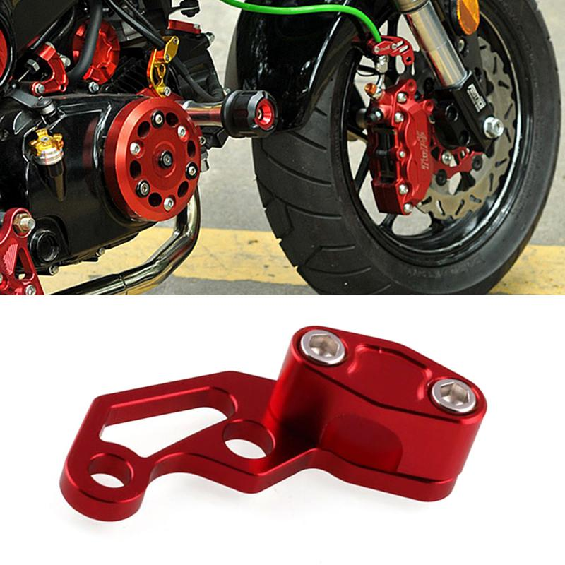 Motorcycle Modified Parts Oil Pipeline Clamp Yamaha Honda General Aluminum Alloy Clamp For YAMAHA MT07 R6 R3 MT 03/07/09