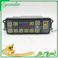 AC A/C Air Conditioning Control Controller Panel for Hyundai R110 7 R210 7 215 7 r250 7 r290 7 200 7 Excavator 11N6 9003