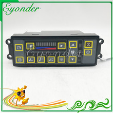 Air-Conditioning-Control-Controller-Panel Excavator Hyundai 11N6-9003 AC for R110-7 R210-7/215-7/R250-7/..