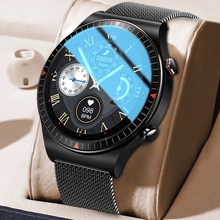 2021 nowe połączenie Bluetooth inteligentny zegarek mężczyźni kobiety odtwarzacz muzyczny smartwatch dla Xiaomi Huawei nagrywanie telefonu sport Fitness Tracker