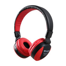 MS-771 Bluetooth Headphones Foldable Headset Wireless Stereo Gaming Earphones With Mic Hand