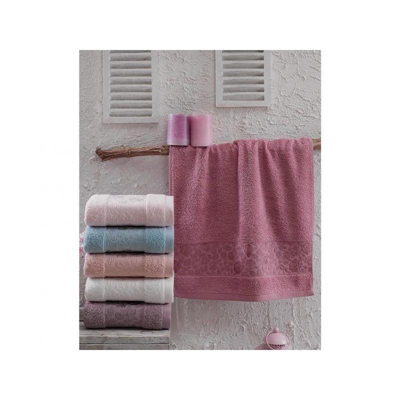 Towel Set for body TWO DOLPHINS, ELA, 70*140 cm, 6 items