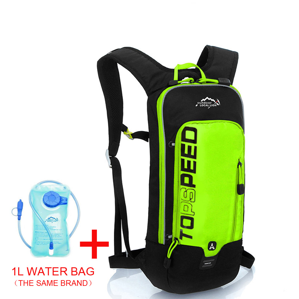 Green with 1L bag