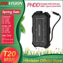 Hikvision ds-1TB HDD Esterno 2TB Portable Hard Disk Drive USB3.1 Tipo-UN Cellulare Militare HikStorage di Archiviazione Esterna per PC del computer portatile