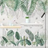 24 estilos folhas verdes adesivos de parede para o quarto sala de estar sala de jantar cozinha quarto dos miúdos diy decalques parede vinil murais da porta Adesivos de parede     -