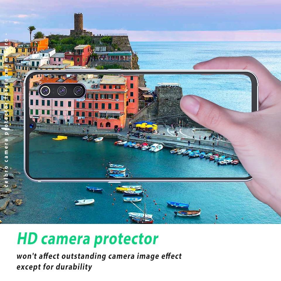 Image 5 - Glass For Mi 9 Pro 9pro 9SE 5G Protective Glass On Xiaomi Mi9 Pro SE Lite Back Camera Lens Glass For Xiaomi Mi9se Mi 9Lite Glass-in Phone Screen Protectors from Cellphones & Telecommunications