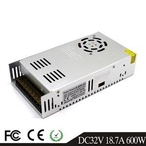 Image 2 - Enkele Uitgang 600W 30V 20A 32V 18.7A 36V 16.7A 42V 14.3A 48V 12.5A 60V 10A Schakelende Voeding Driver 110V 220V AC DC Smps