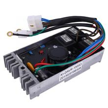 Generator Parts Voltage Regulator AVR KI-DAVR 150S3 for 15KW Three Phase Generator Automatic Voltage Regulator 2pcs lot automatic voltage regulator avr sx460 for generator 12972 and r230