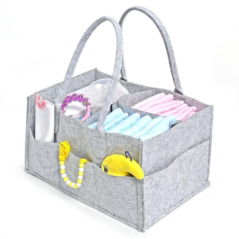 Многофункциональные сумки для мам, модный детский рюкзак, сумка для подгузников, сумка для новорожденных, органайзер для подгузников, переносные рюкзаки для подгузников, сумки для подгузников - Цвет: Gray