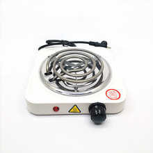 Печь небольшой Электрический нагревательный термостат одинарная плита печь для обжарки кофе