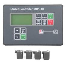 цена на Generator Automatic Controller Self-Starting Industrial Accessory Medium Voltage Equipment MRS-10 Generator Automatic Controller