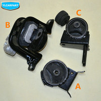 For Geely MK 1 2,MK1,MK2,Cross,GC6,Car engine support mount insulator