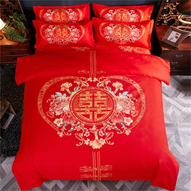 Animation 4pcs Bedding Sets Home Bedding Flat Sheet set bed linen set sheet pillowcase&duvet cover set Down feather duvet cover