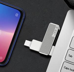 Image 2 - Xiaomi jesis タイプ c usb のデュアル携帯電話 u ディスク M1 360 回転アルミ合金素材 120 メガバイト/秒使用することができアプリ