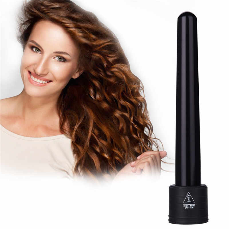 100-220V 19-25MM Professionelle Keramik Haar Curler Keramik Barrel Curling Eisen Roller Locken Zauberstab Waver mode-Styling-Tools