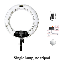 สตูดิโอไฟLedโคมไฟYidoblo FD 480II Ring Light Camera LED Lightโคมไฟเดี่ยว 96W 5500K selfie Light