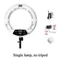 studio led light ring light lamp Yidoblo FD 480II Ring Light LED camera light video Single Lamp 96W 5500K selfie light