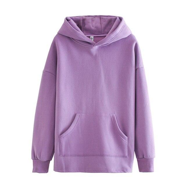 toppies Loose Oversize Hoodies Woman Sweatshirt autumn winter Female fleece hoodies 2020 women Sweat-shirts 2