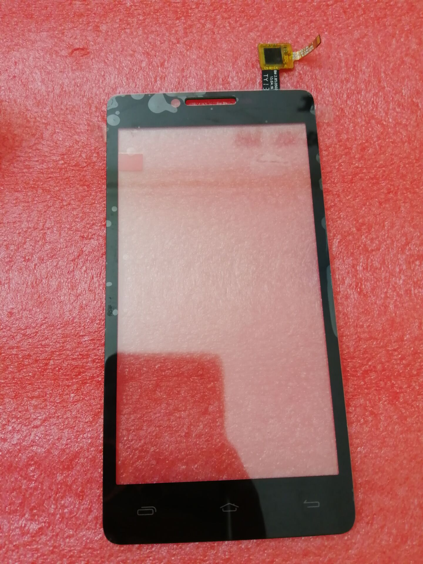 New Original Touch Screen For Prestigio MultiPhone PAP5500 PAP 5500 DUO Digitizer Glass Touchscreen