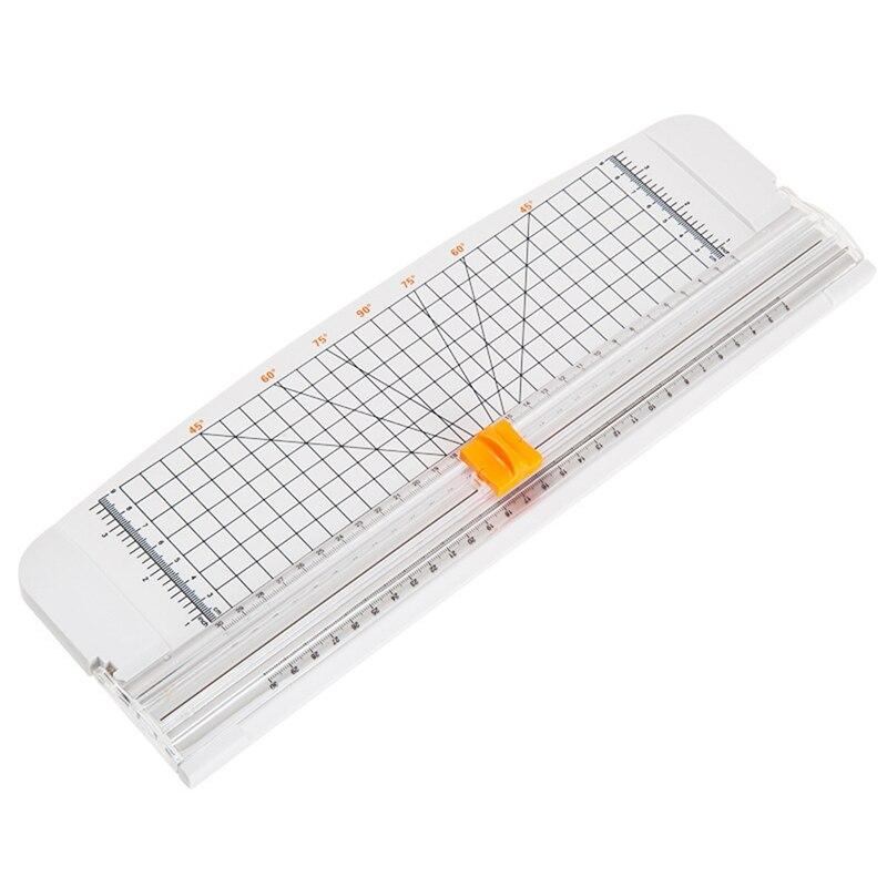 A4 Paper Cutter Paper Cutting Machine Trimmer Photo Scrapbook Blades for DIY Office Home Stationery Cutter