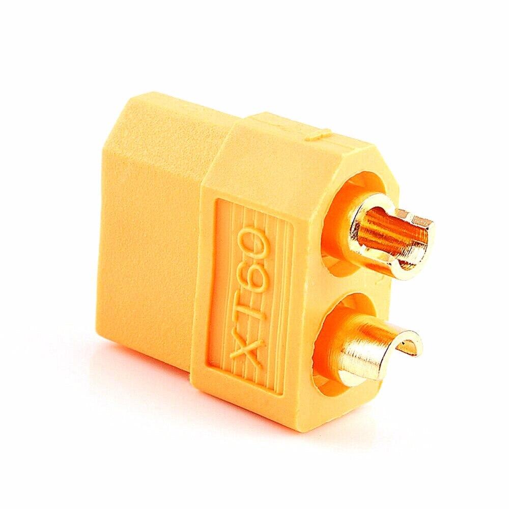 XT60 Разъемы, 10 пара/лот XT60 XT-60 штекерные-Женские пулевые Разъемы Вилки для RC Lipo батареи