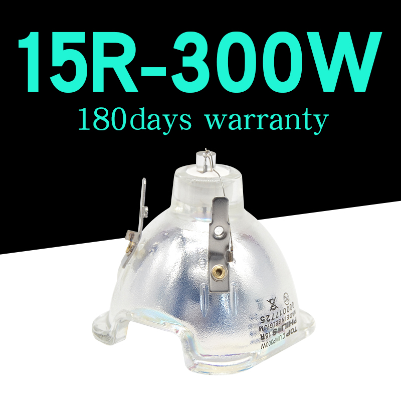 Moving Head Spot 300 W Beam Lamp 15R UHP 300w E21.8/Sharpy Lamp 300 Watt Replacement Mercury Light For Disco Spotlight
