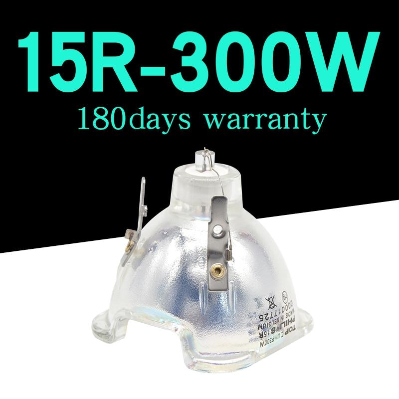 Moving Head Spot 300 W Beam Lamp 15R UHP 300w E21.8/Sharpy Lamp 300 Watt Replacement Mercury Light For Disco Spotlight