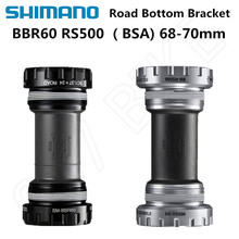 Shimano Ultegra 105 Tiagra, Sora Sm-br60 Rs500 Hollowtech Ii Highway Bicycle Bracket 68/70mm Brb60 Late Marriage