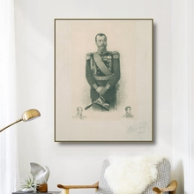 Canvas Art Oil Painting《A General》World Famous Art Poster Picture Wall Decor Modern Home Decoration For Living room Office