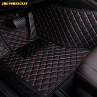 Custom car fußmatten für Haval Alle Modelle H1 H2 H3 H4 H6 H7 H5 H8 H9 M6 H2S H6coupe auto styling auto zubehör