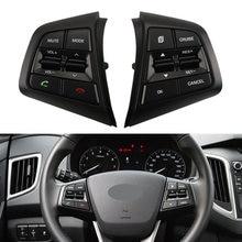 Для hyundai creta 16l 20l ix25 кнопки рулевого колеса круиз