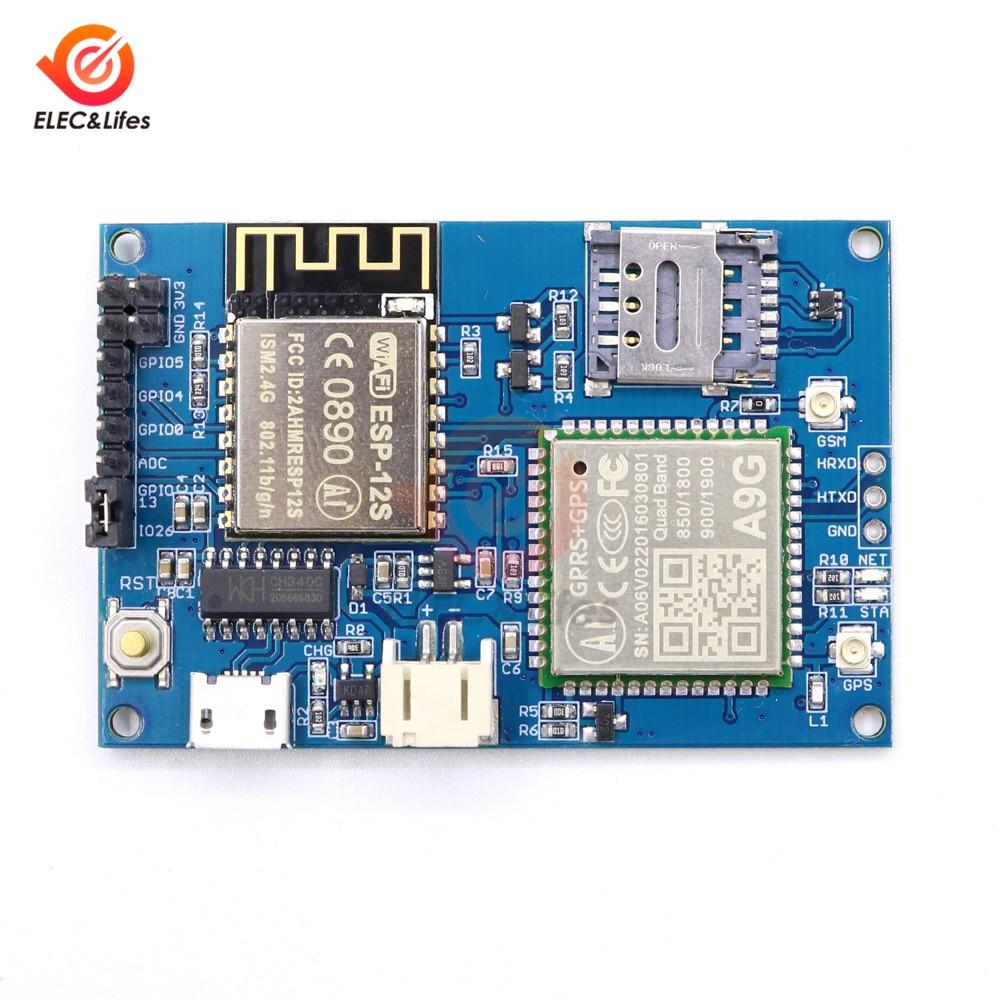 + GPS IOT V1.0 Node Módulo Placa