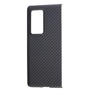 Image 5 - Ytf fibra de carbono caso de telefone para huawei companheiro x2 aramida capa de telefone de fibra de carbono ultra fino anti queda companheiro de negócios x2 5g escudo