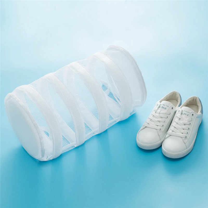 Laundry Bag Laundry Bags For Washing Machines Shoe Mesh Washing Shoes Bags Dry Shoe Home Organizer Portable Wash Bags