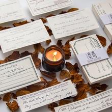 Decorative Craft-Paper Scrapbooking Vintage Junk Journal DIY Planner of 50pcs/Lot Memory