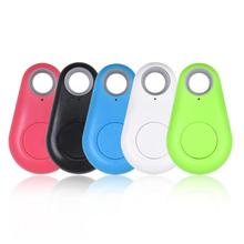Mini Anti Lost Alarm Wallet KeyFinder Smart Tag Bluetooth Tracer GPS Locator Keychain Pet Dog Child ITag Tracker Key Finder