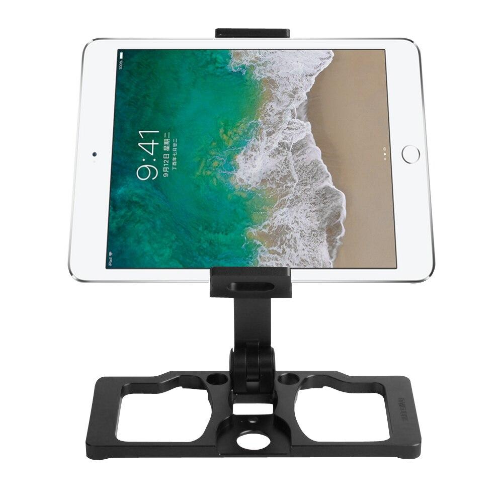 Support de tablette de télécommande support de téléphone support de pliage en métal pour DJI Mavic 2 Zoom Pro Spark Mavic Pro MINI Drone d'air - 4