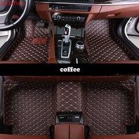 Custom car floor mats for Volvo All Models s60 s80 c30 xc60 xc90 s90 s40 v40 v90 xc70 v60 XC Classi auto Accessories car mats