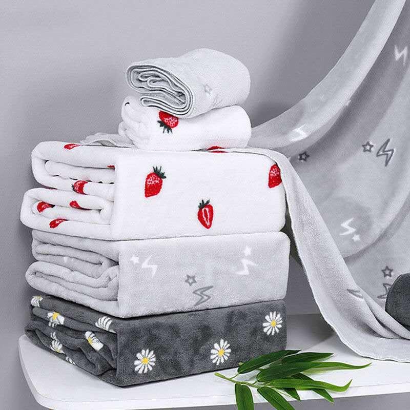 Большие банные полотенца для взрослых женщин и мужчин лучше, чем абсорбирующие полотенца из чистого хлопка для мытья лица без выпадения вол...