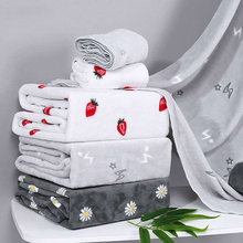 Large Bath Towels For Female And Male Adults Are Better Than Pure Cotton Absorbent Face Wash Towels Without Hair Loss. Korean Ve